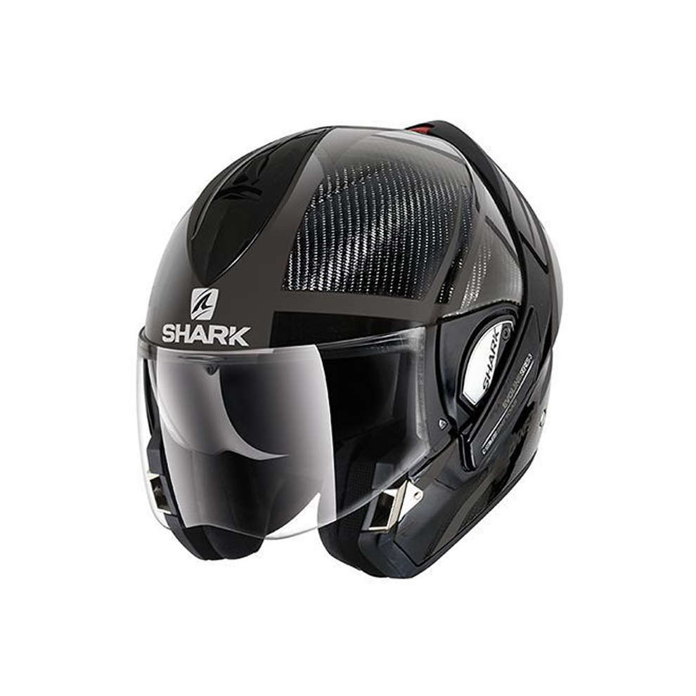 Casco Evoline Pro Carbon Dt Dakfor Shark