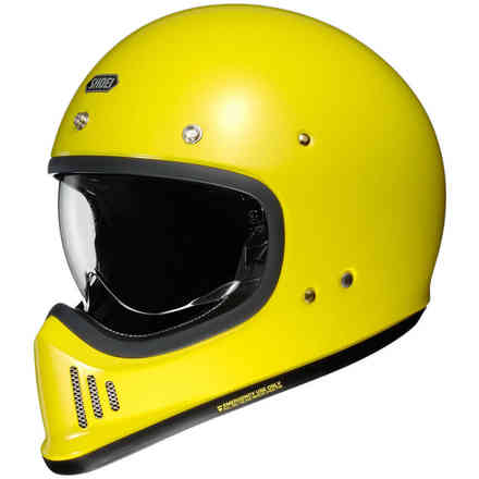 Casco EX-Zero Giallo Brillante Shoei