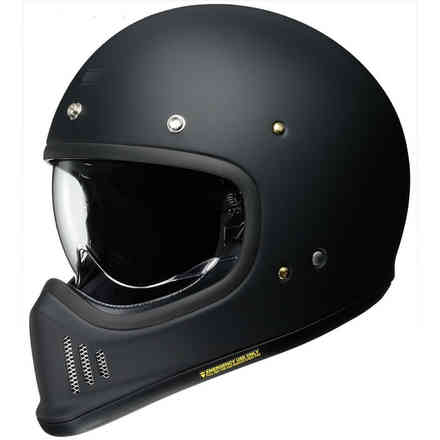 Casco EX-Zero Nero Opaco Shoei