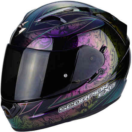 Casco Exo-1200air Fantasy  Scorpion