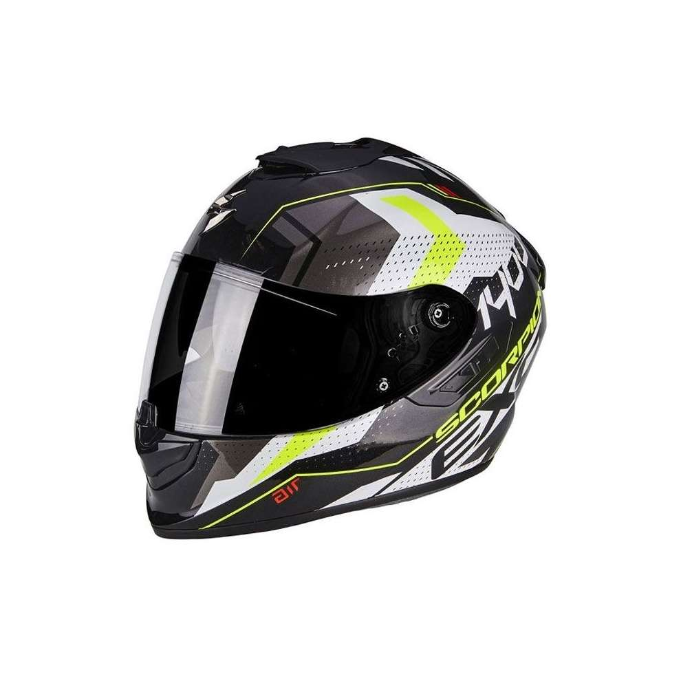 Casco Exo-1400 Air Trika  Scorpion