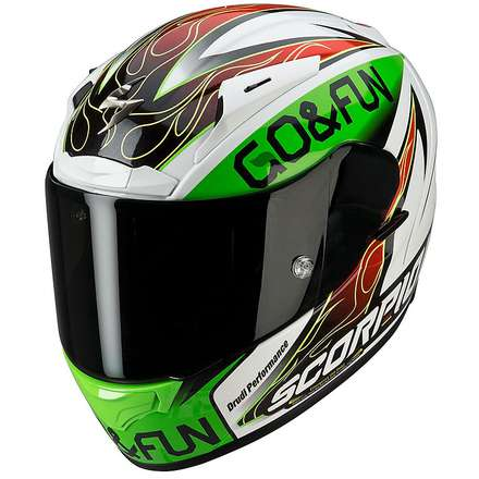 Casco Exo-2000 Air Bautista Scorpion