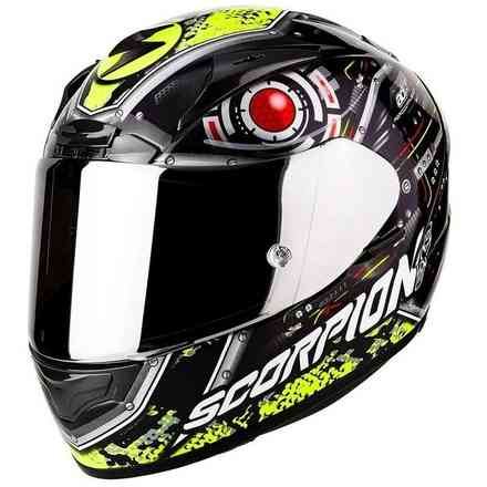 Casco Exo-2000 Evo Air Lacaze Replica Scorpion