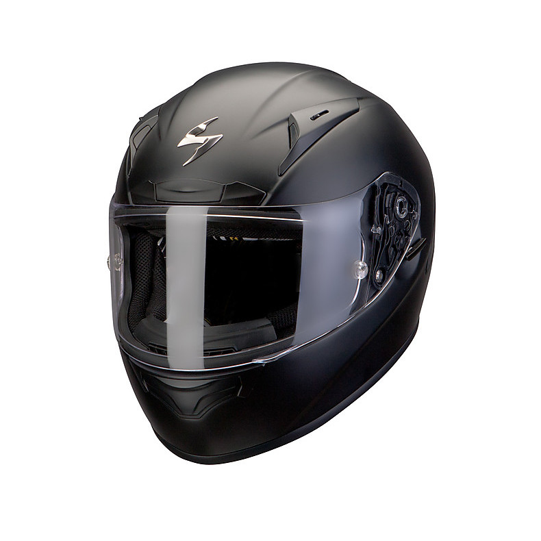 Casco Exo-2000 Evo Air Solid Nero Opaco Scorpion