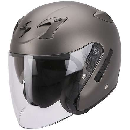Casco Exo-220 Antracite Opaco Scorpion
