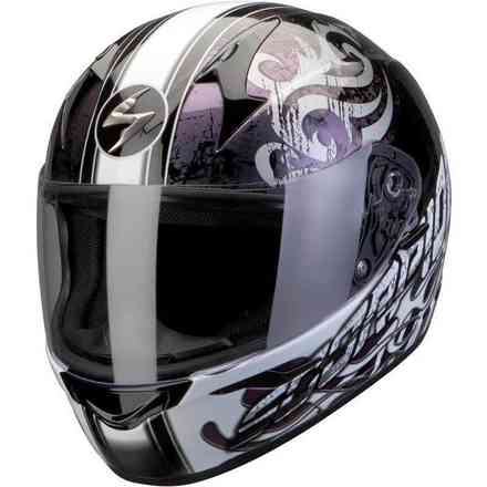 Casco Exo 410 Air Sprinter Nero Camaleonte Scorpion