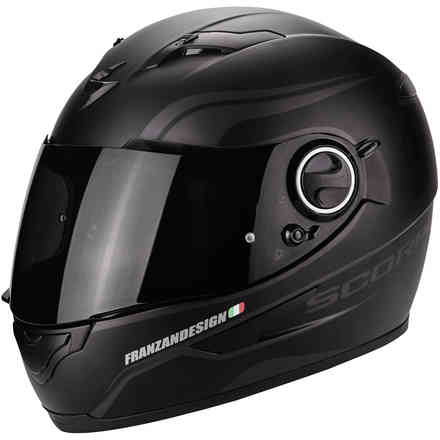 Casco Exo-490 Luz  Scorpion