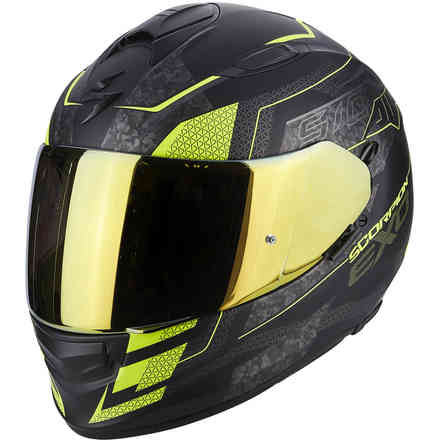 Casco Exo-510 Air Galva  Scorpion