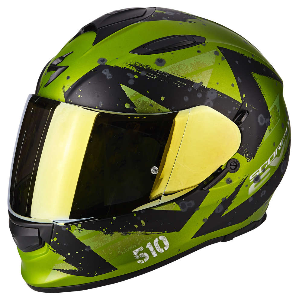 Casco Exo-510 Air Marcus  Scorpion