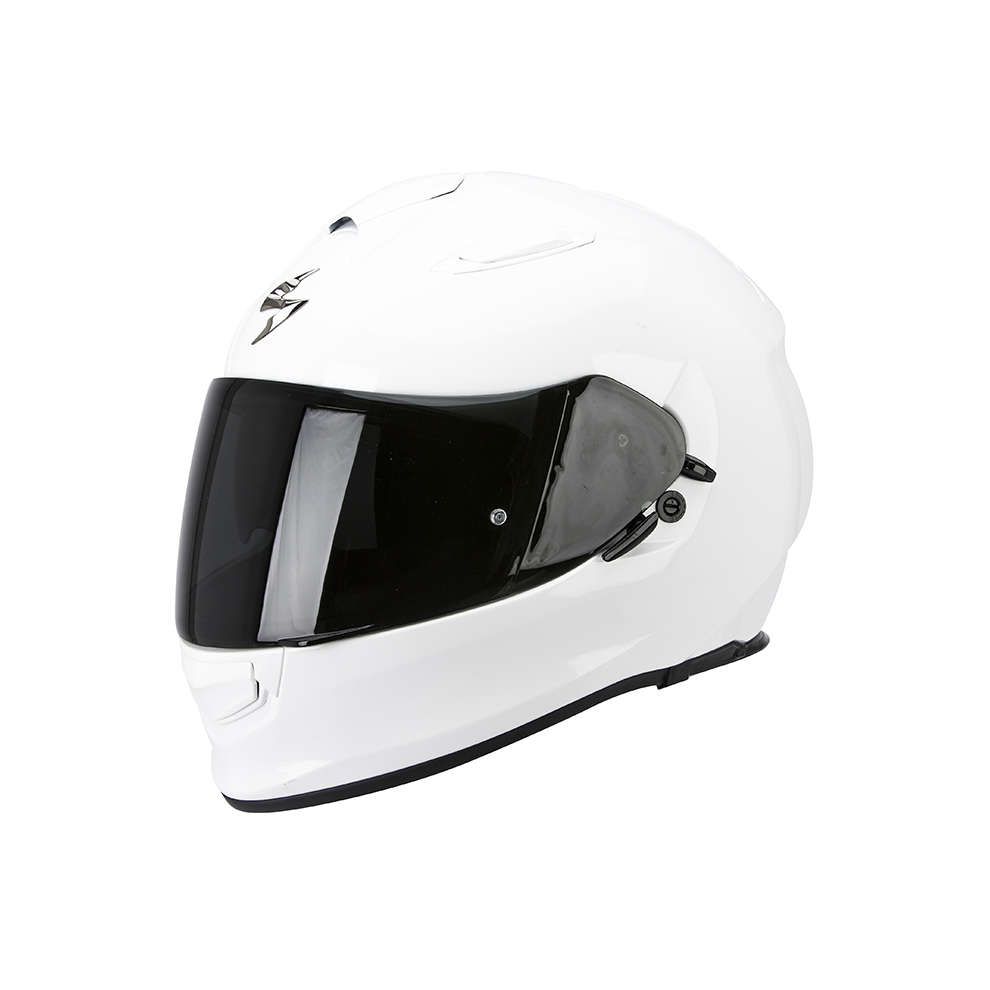 Casco Exo -510 Air Solid bianco Scorpion