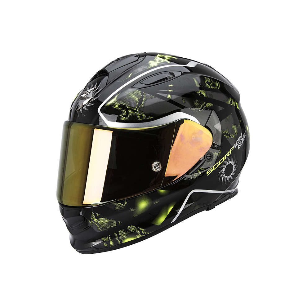 Casco Exo -510 Air Xena Scorpion