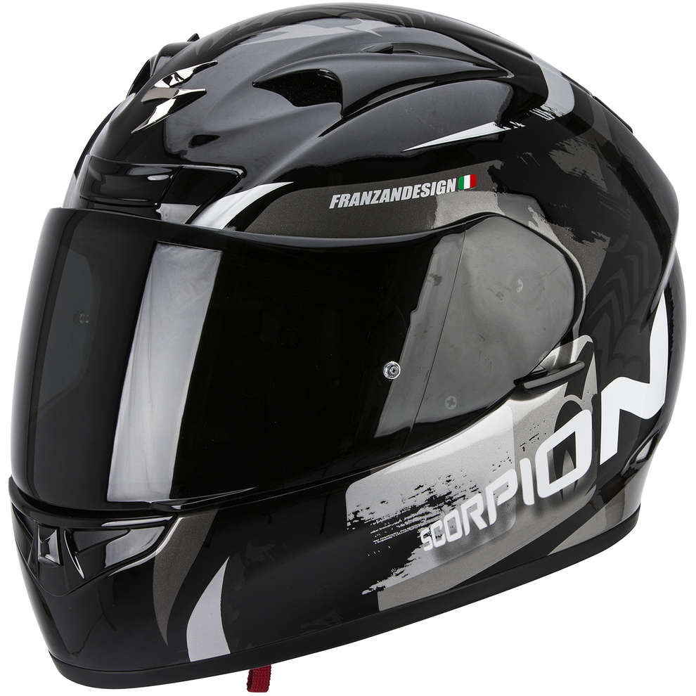 Casco Exo-710 Air Cerberus Scorpion
