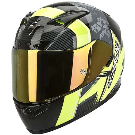 Casco Exo-710 Air Crystal Scorpion