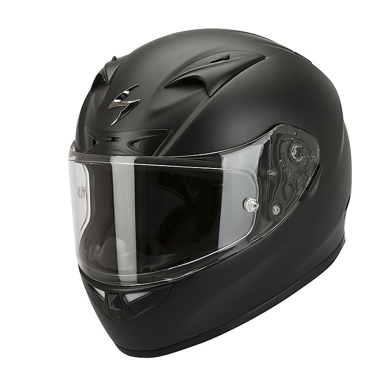 Casco Exo-710 Air Solid Nero Opaco Scorpion