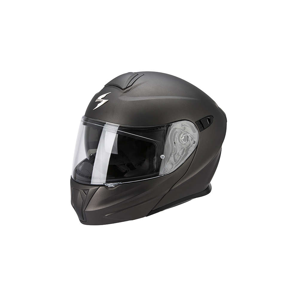 Casco Exo-920 Solid antracite opaco Scorpion