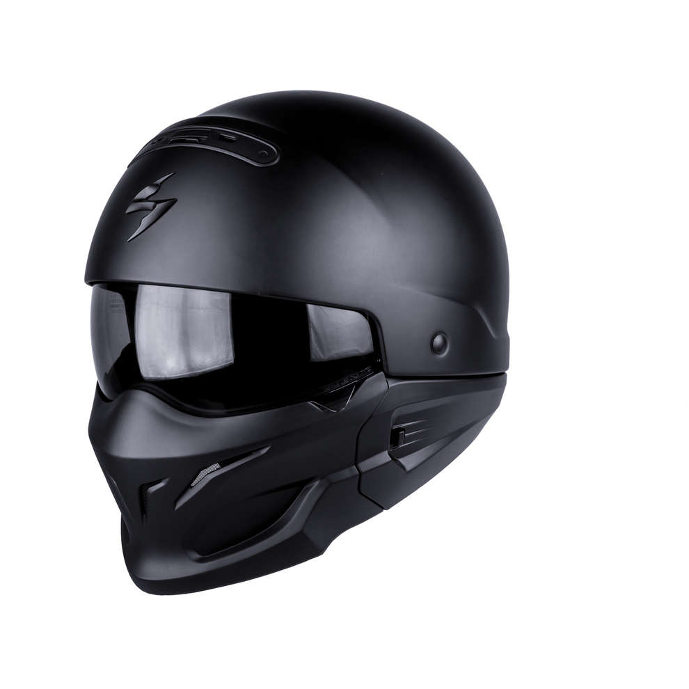 Casco Exo-Combat Solid Scorpion