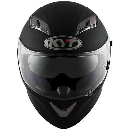 Casco Falcon 2 Plain Nero Opaco KYT