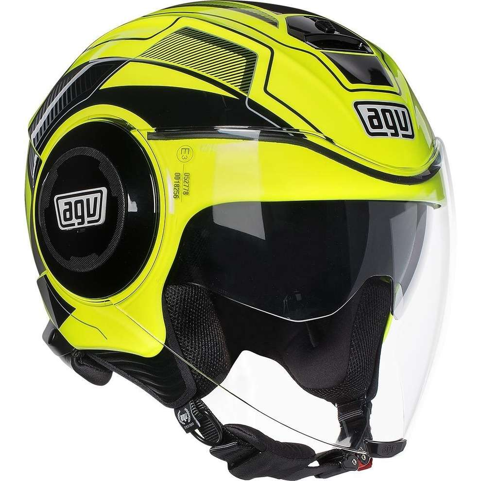 Casco Fluid Multi Soho  Agv