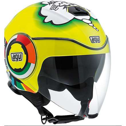 Casco Fluid Top Misano 2011 Agv