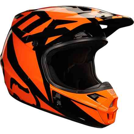 Casco Fox  V1 Race Arancione Fox