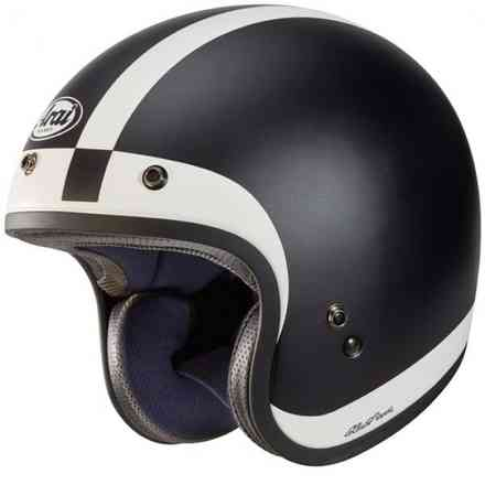 Casco Freeway Classic Halo Nero Arai