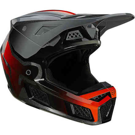 Casco Fx V3 Rs Wired Steel Grey Fox