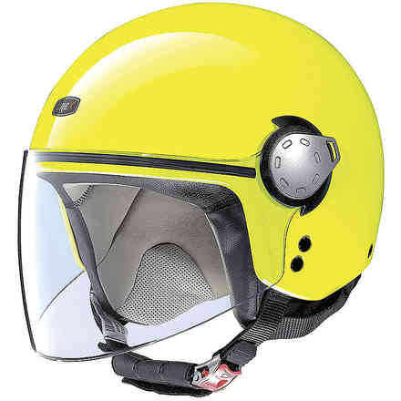 Casco G3.1 Malibu Led Giallo Grex