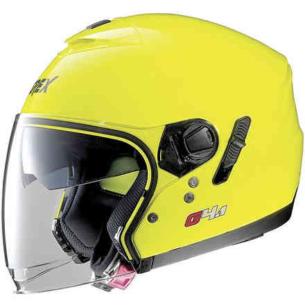 Casco G4.1 Kinetic Led Giallo Grex