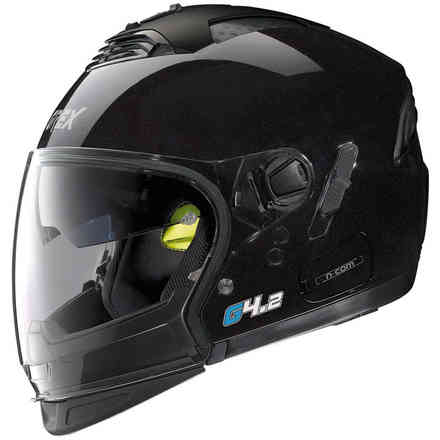 Casco G4.2 Pro Kinetic nero Grex