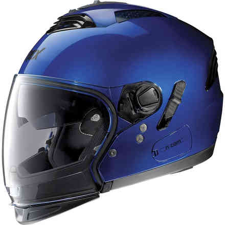 Casco G4.2pro Kinetic N-Com Cayman Blu Grex