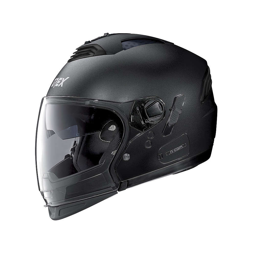 Casco G4.2pro Kinetic N-Com Graphite Grex