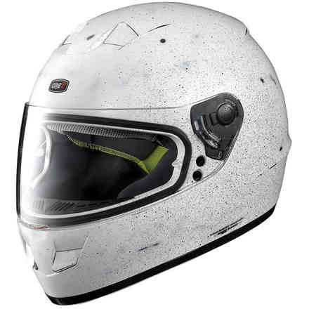 Casco G6.1 Scraping Scraped bianco Grex