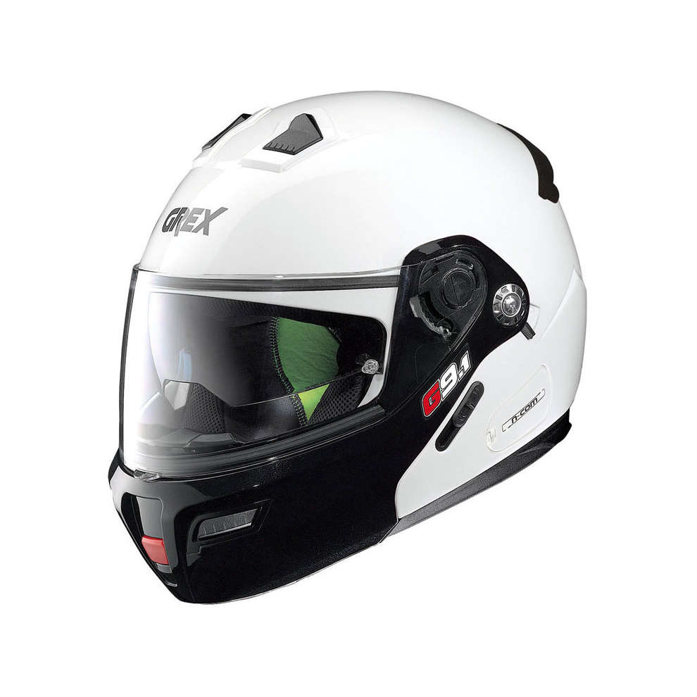 Casco G9.1 Evolve Couple bianco Grex