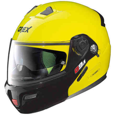 Casco G9.1 Evolve Couple giallo Grex