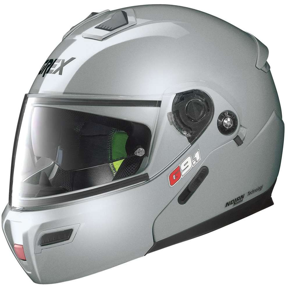 Casco G9.1 Evolve Kinetic argento Grex