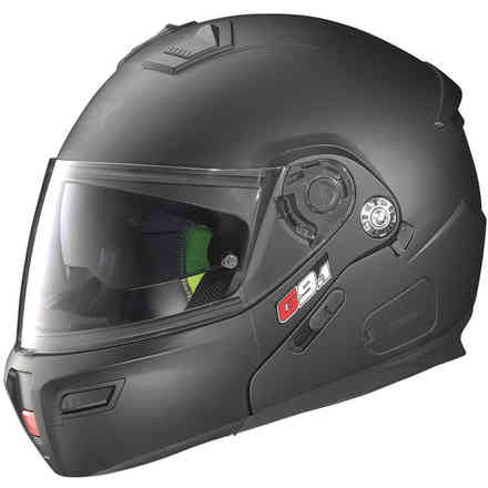 Casco G9.1 Evolve Kinetic nero opaco Grex