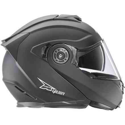 Casco Galaxy Con Pinlock Black Matt Axo