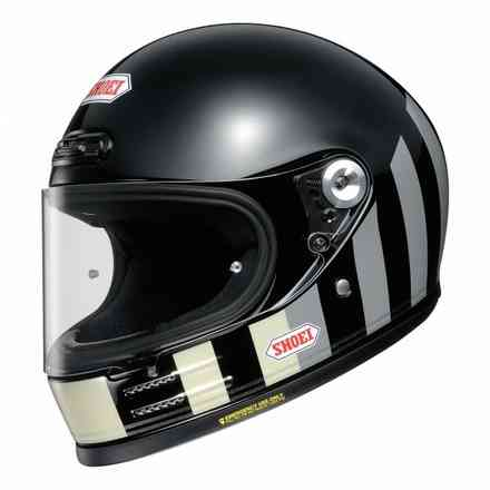 Casco Glamster Resurrection Tc-5 Nero Shoei