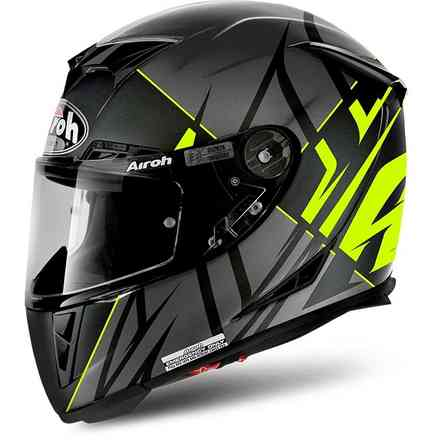 Casco Gp 500 Sectors  Airoh