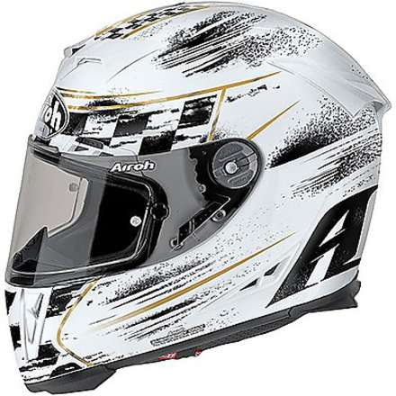 Casco Gp500 Check Airoh
