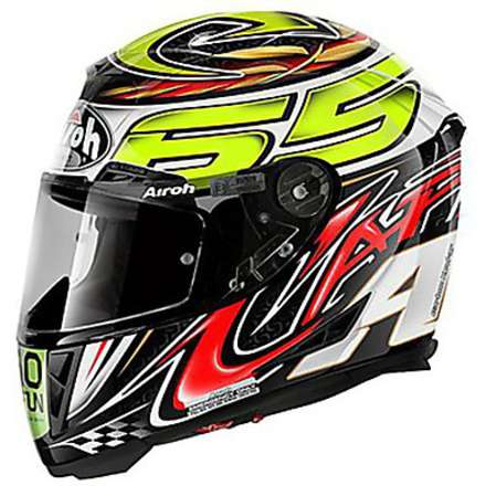 Casco Gp500 Replica Capirossi Airoh