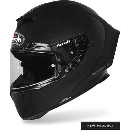 Casco Gp550 S Color Nero Opaco Airoh