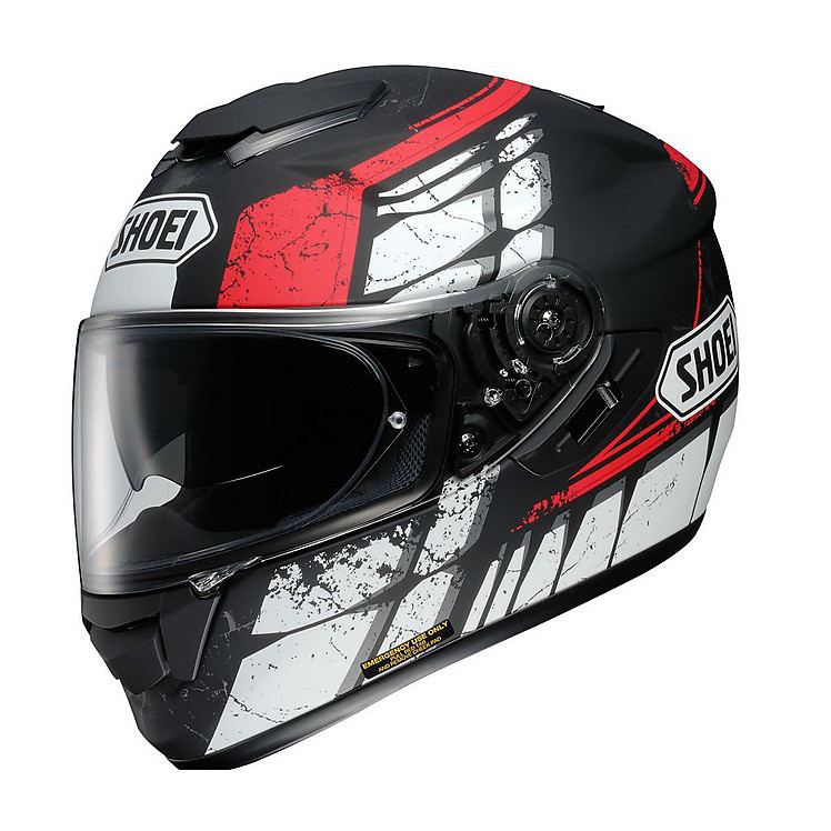 Casco Gt-Air Patina TC 1 Shoei