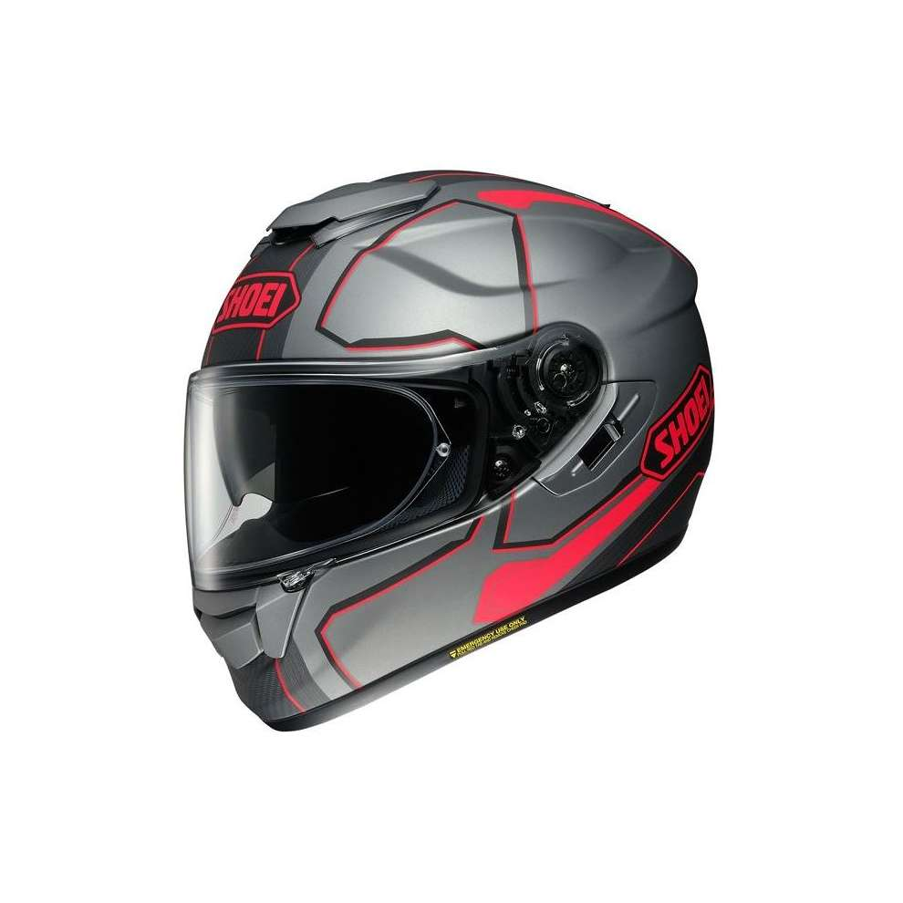 Casco Gt-Air Pendulum Tc-10 Shoei