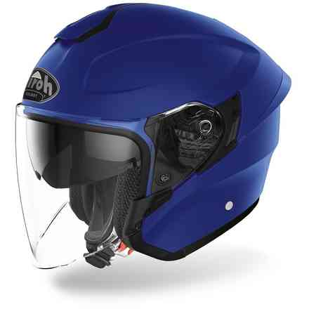 Casco H.20 Color Blu Opaco Airoh