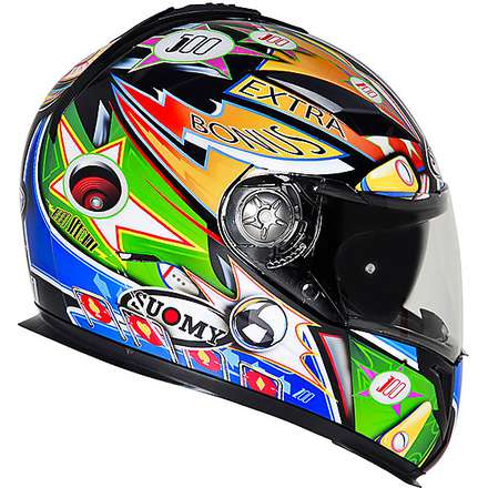 Casco Halo Pinball Suomy