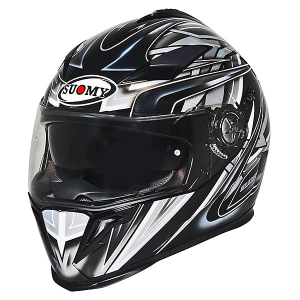 Casco Halo Zenith Black Suomy