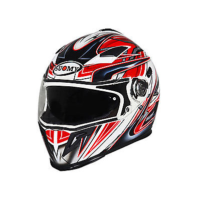 Casco Halo Zenith White Suomy