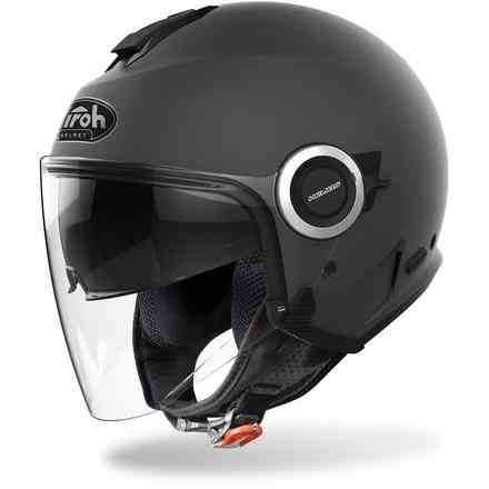 Casco Helios Color Antracite Opaco Airoh