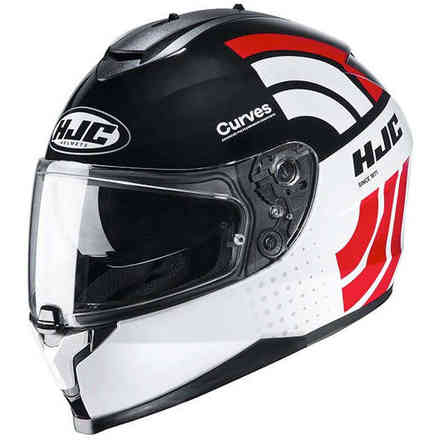 Casco HJC C70 Curves Mc1 HJC